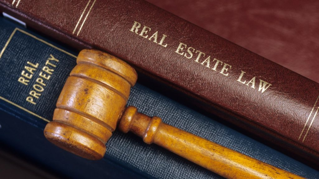 Real Estate and Finance Law
